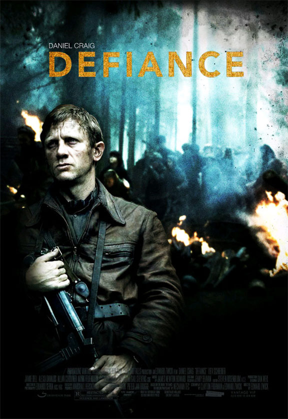 Defiance Poster #4