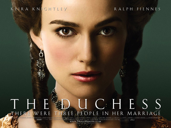 The Duchess Poster #1