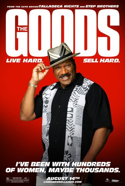 The Goods: Live Hard, Sell Hard Poster #5
