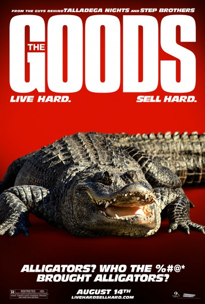 The Goods: Live Hard, Sell Hard Poster #6