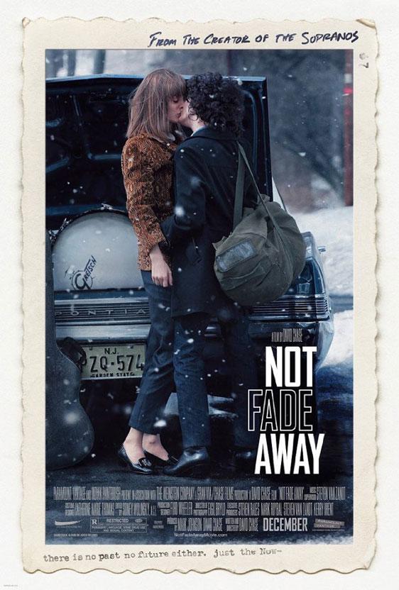 Not Fade Away Poster #1
