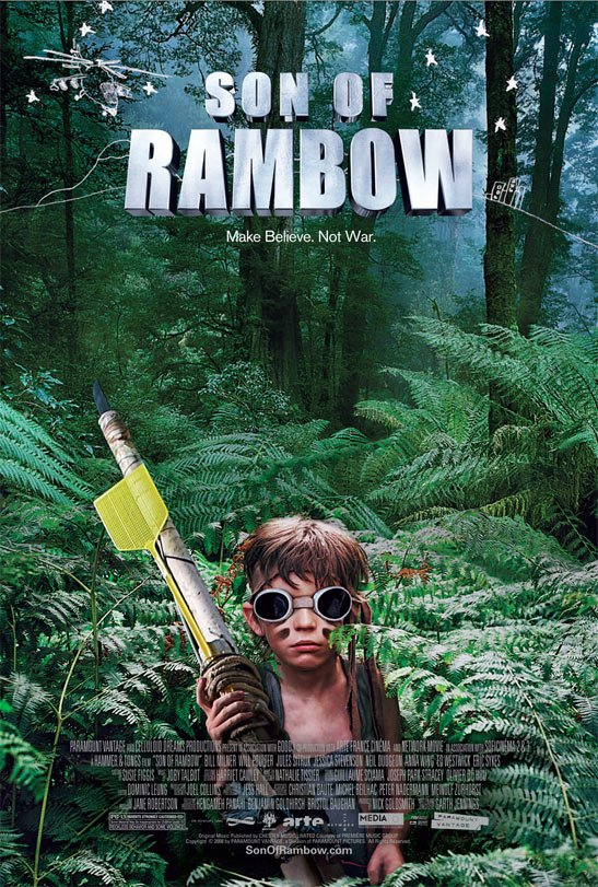 Son of Rambow Poster #1