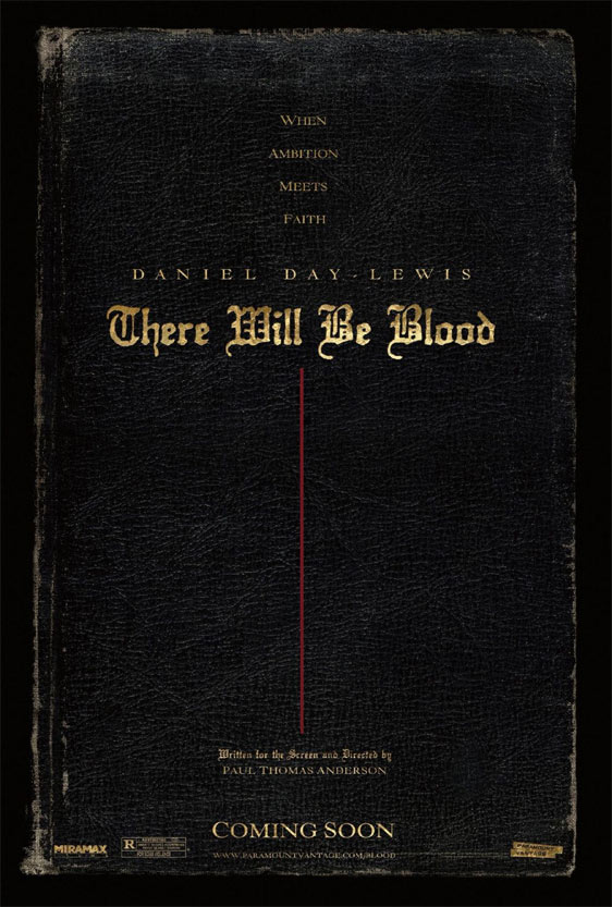 There Will Be Blood Poster #2