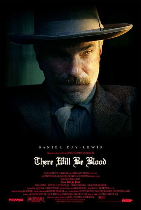 There Will Be Blood Poster #1