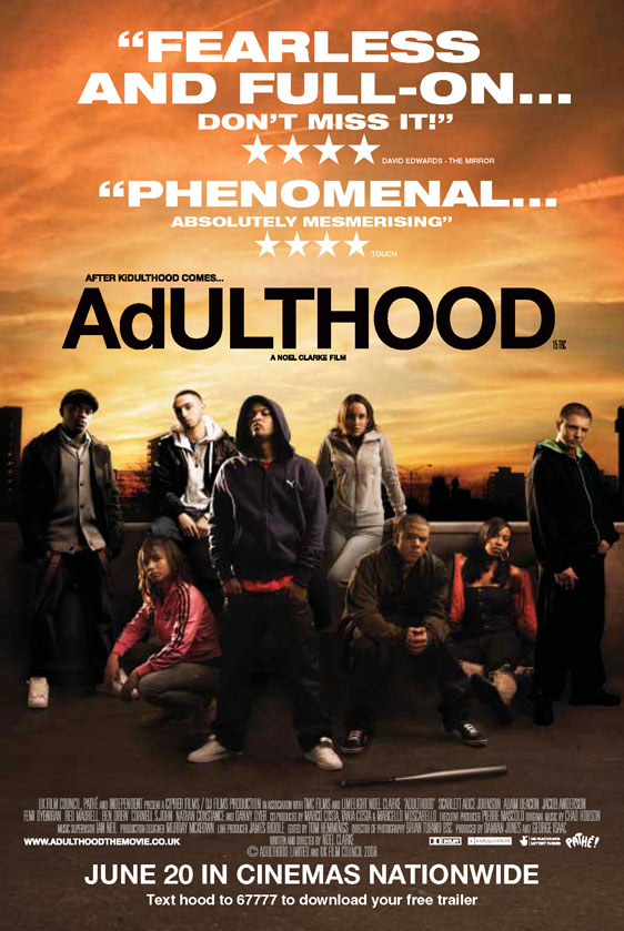 AdULTHOOD Poster #1