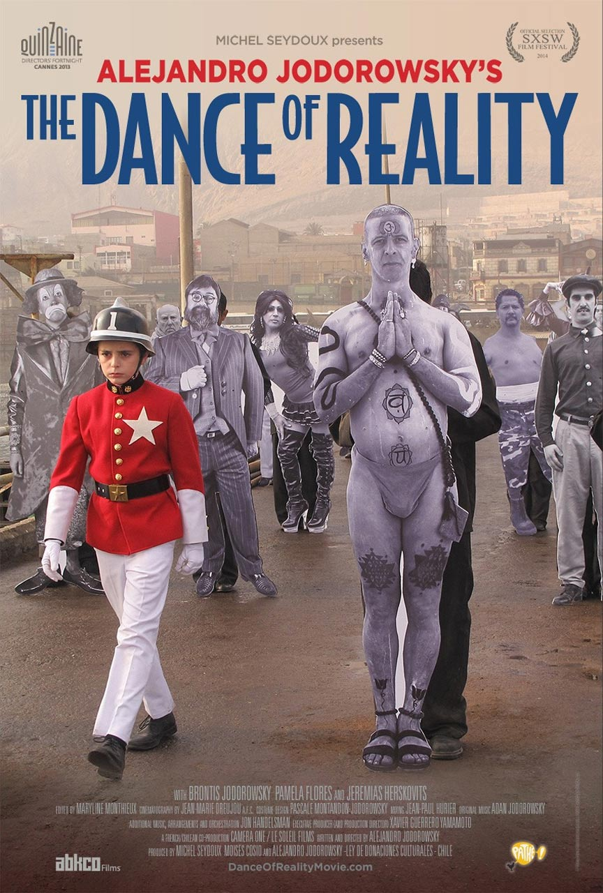 The Dance of Reality Poster #1