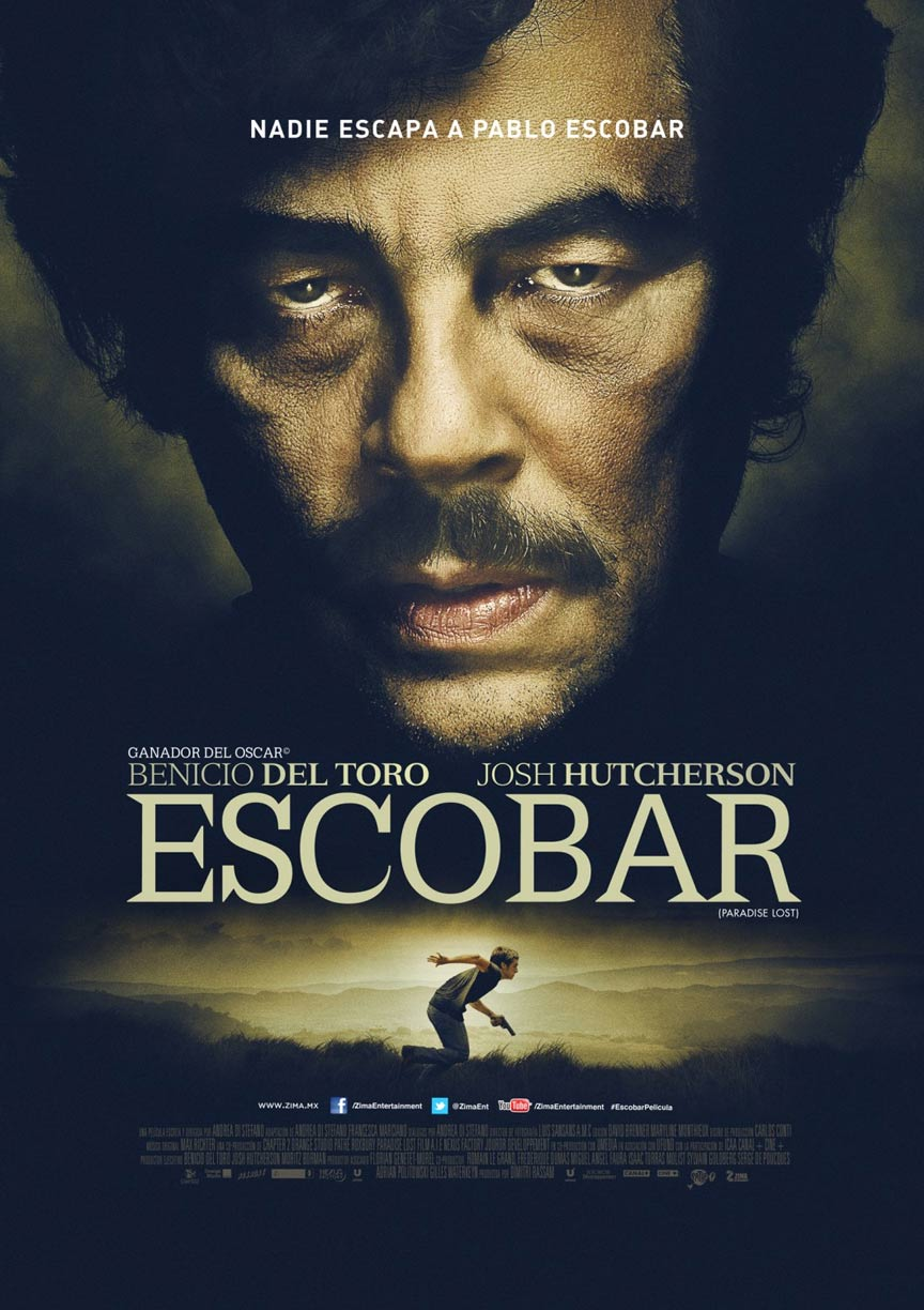 Escobar: Paradise Lost Poster #1