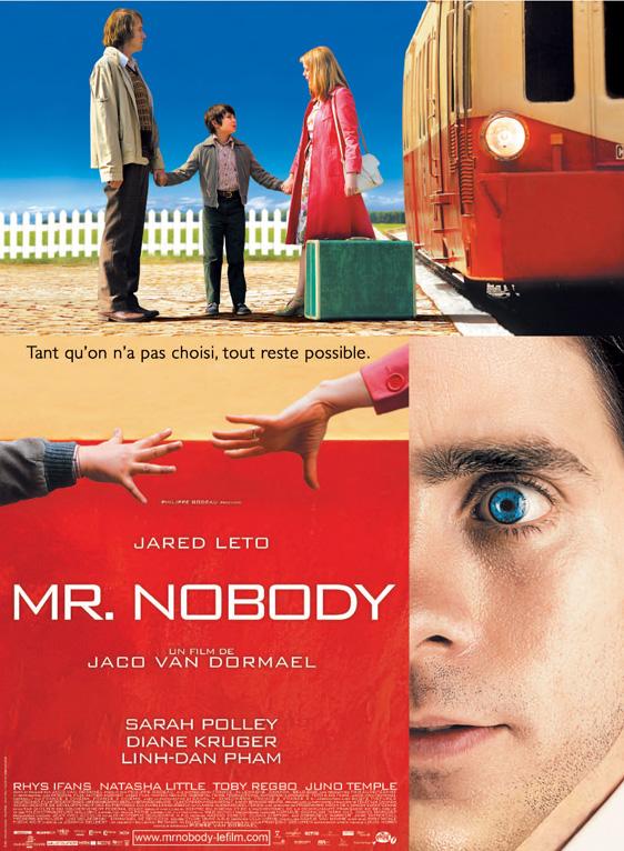 Mr. Nobody Poster #1