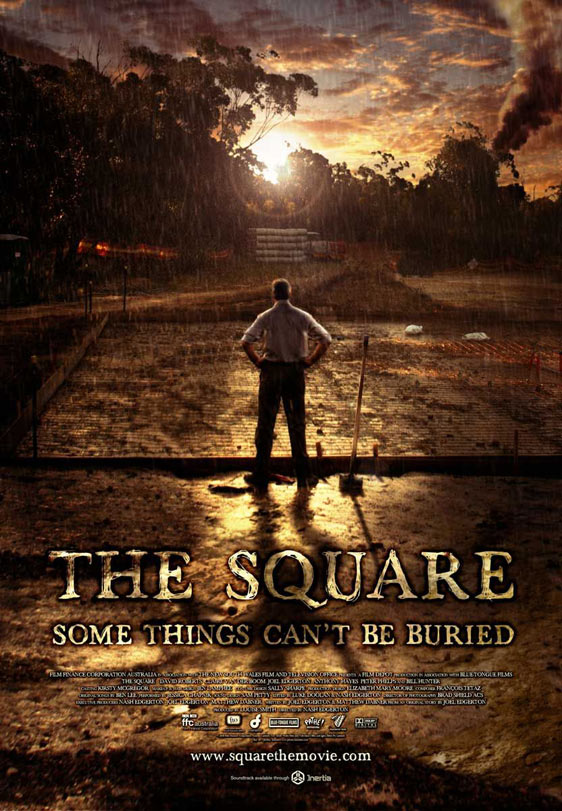 The Square Poster #1