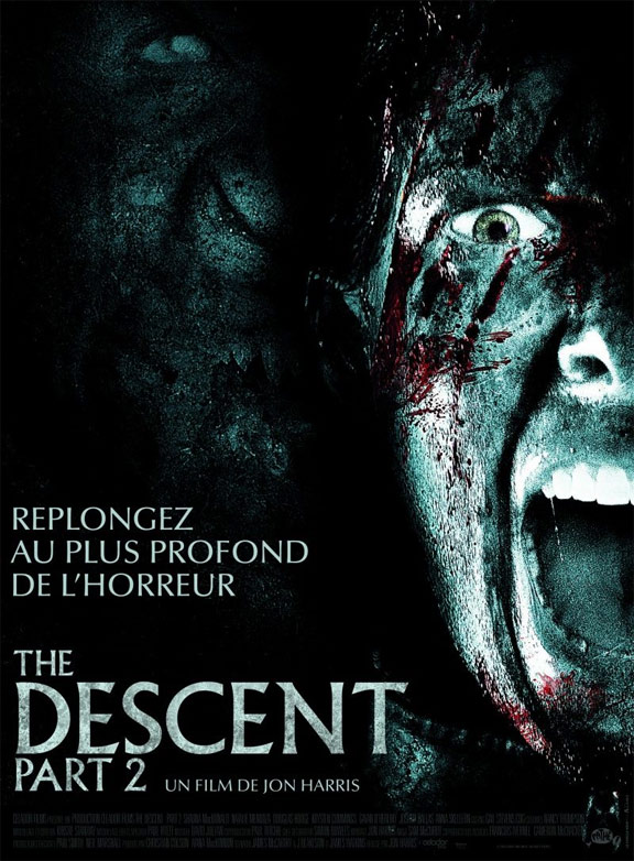 The Descent 2 Poster #3