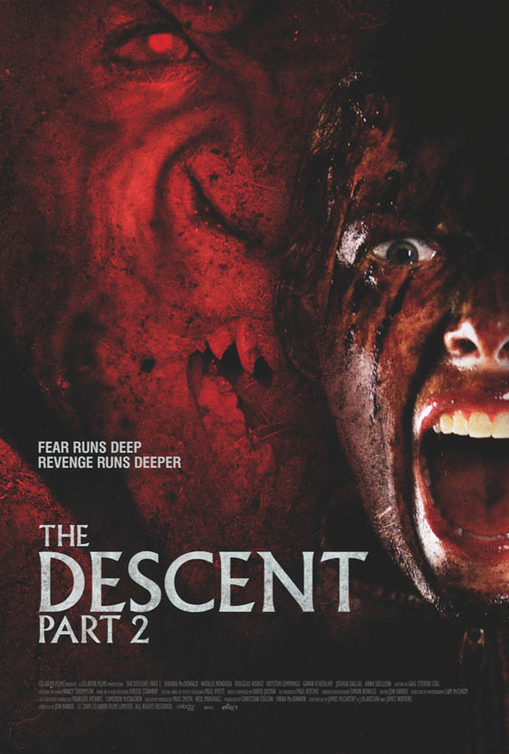 The Descent 2 Poster #1