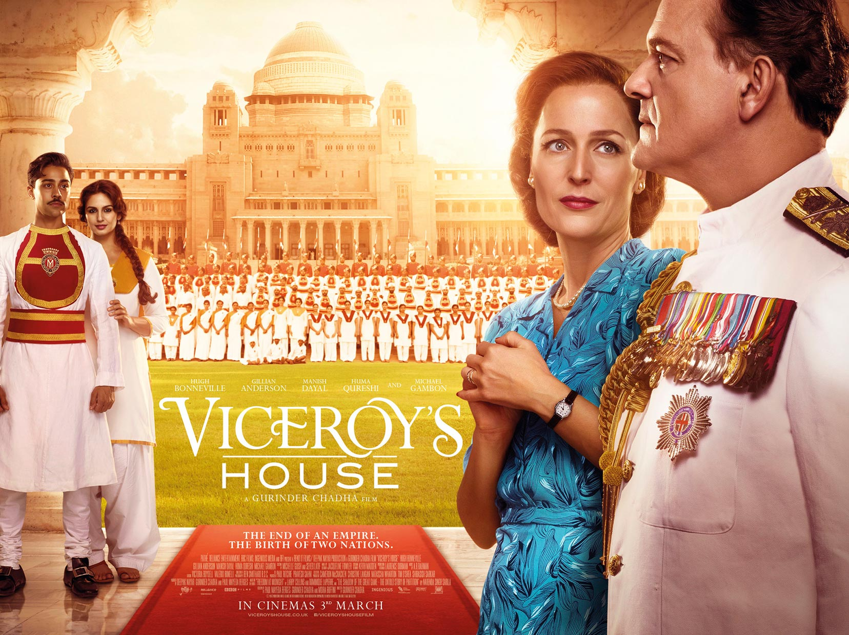 Viceroy's House Poster #1