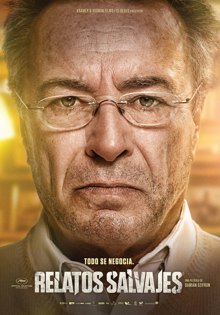 Wild Tales Poster #4