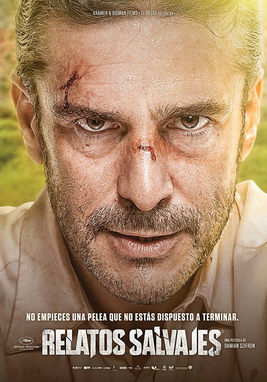 Wild Tales Poster #6