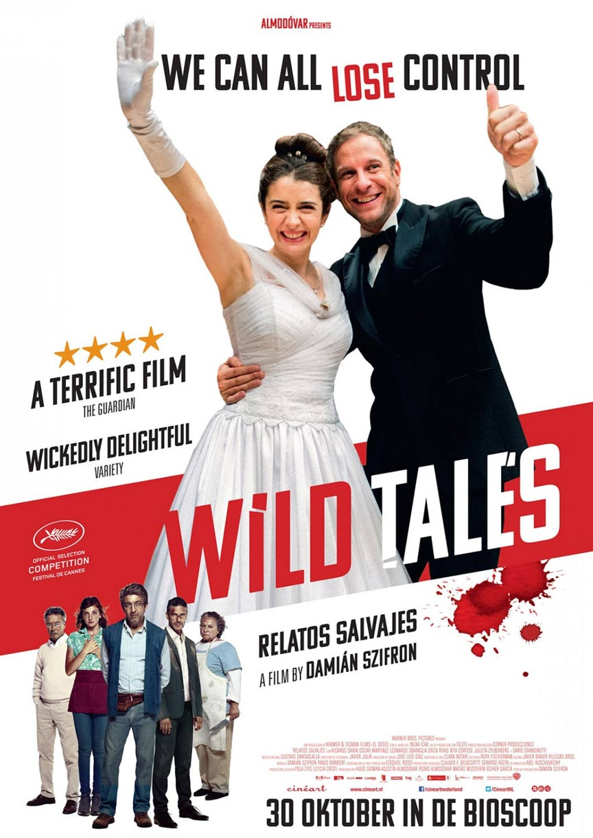 Wild Tales Poster #1