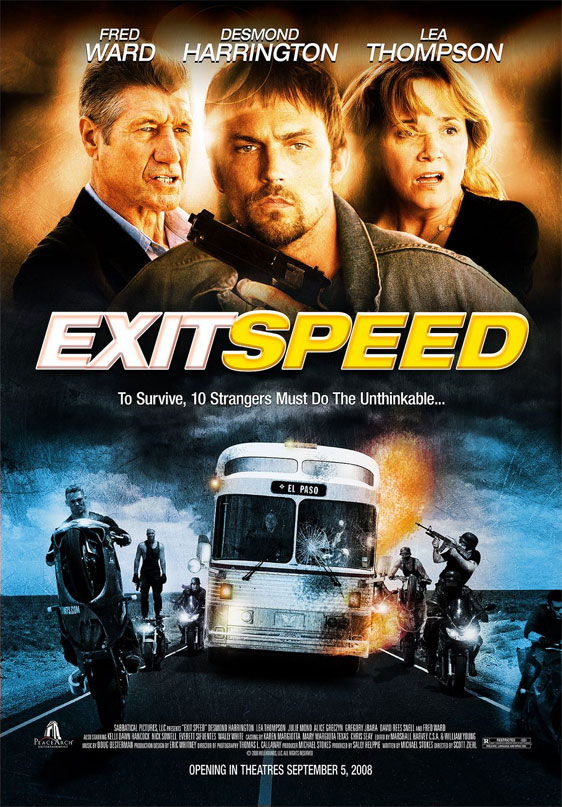 Exit Speed Poster #1