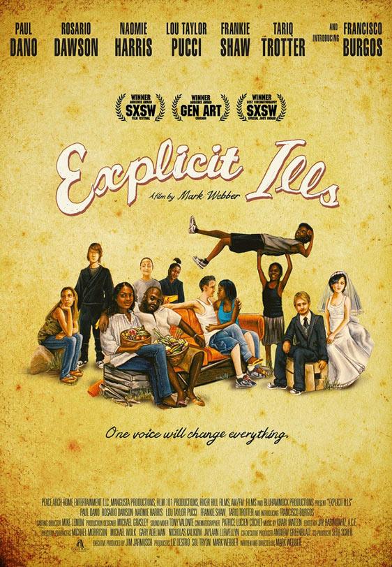 Explicit Ills Poster #1