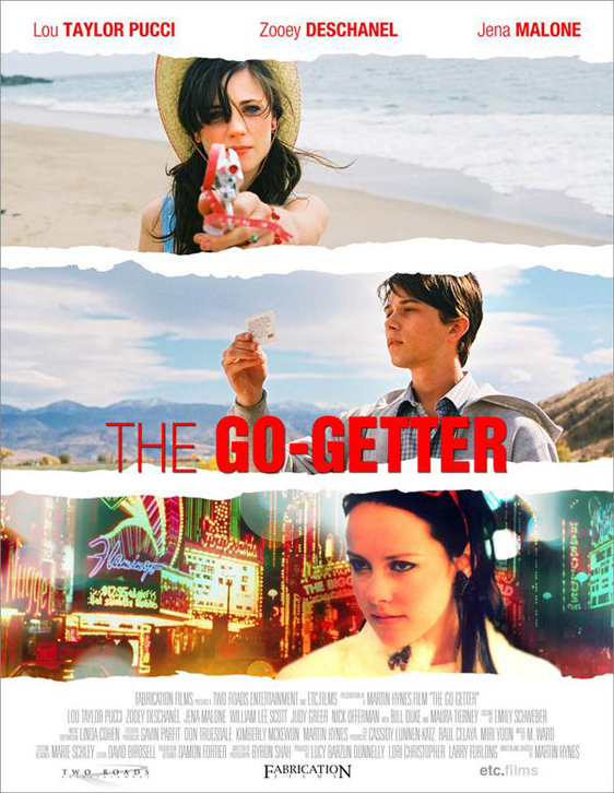 The Go-Getter Poster #3
