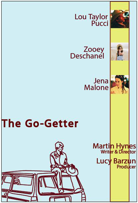 The Go-Getter Poster #4