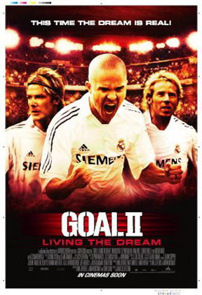 Goal II: Living the Dream Poster #1