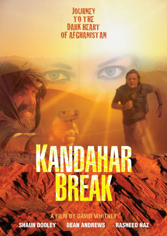 Kandahar Break Poster #1