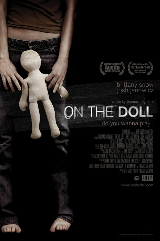 On the Doll Poster #3