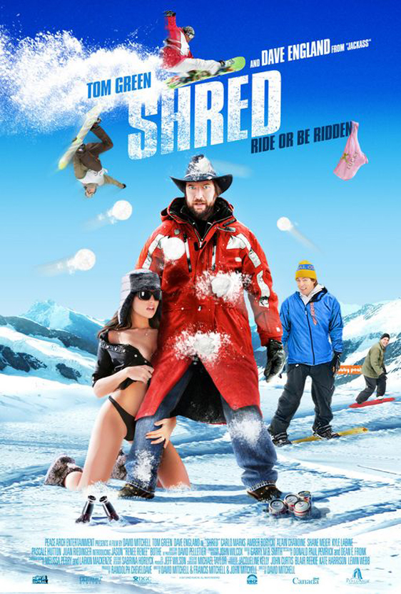 Shred Poster #1