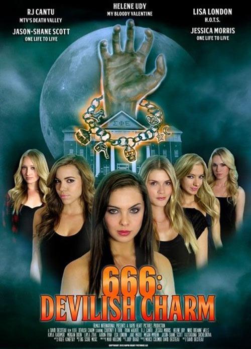 666: Devilish Charm Poster #1