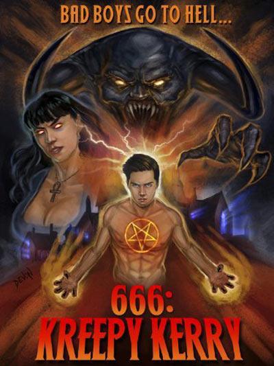 666: Kreepy Kerry Poster #1