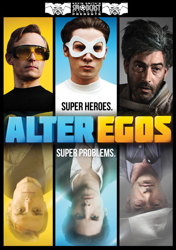 Alter Egos Poster #1