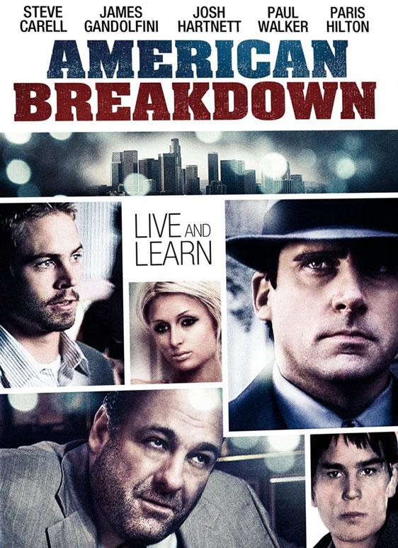 American Breakdown Poster #1