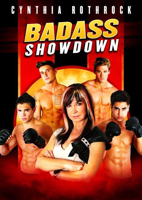 Badass Showdown Poster #1