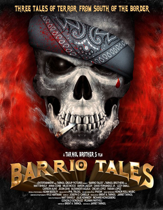 Barrio Tales Poster #1