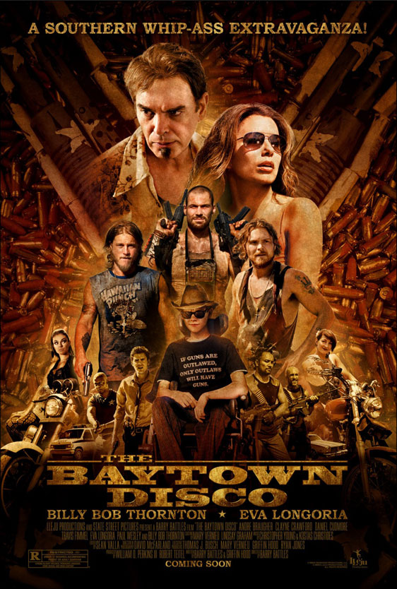 The Baytown Outlaws Poster #4