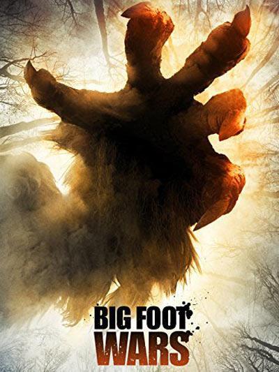 Bigfoot Wars Poster #1
