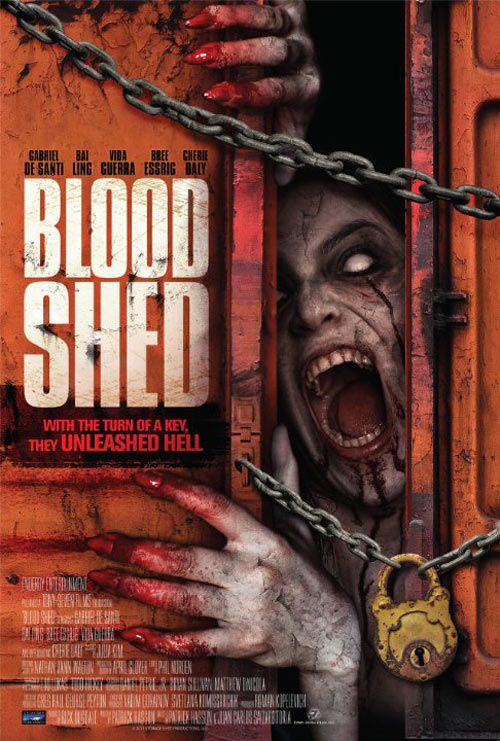 Blood Shed Poster #1