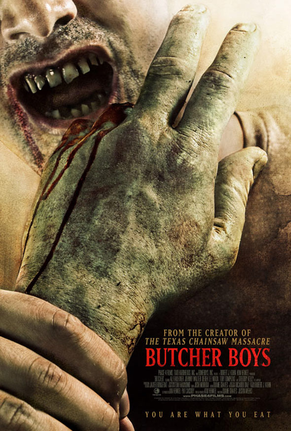 Butcher Boys Poster #1