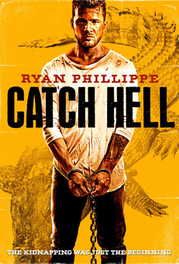 Catch Hell Poster #1