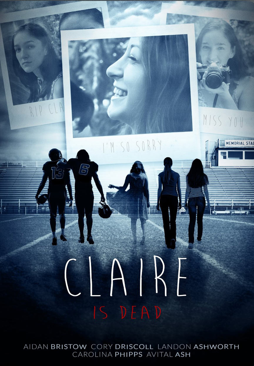 Claire Poster #1