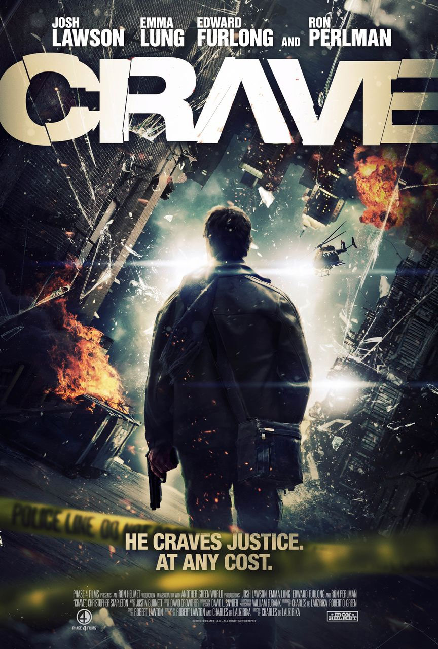 Crave Poster #1
