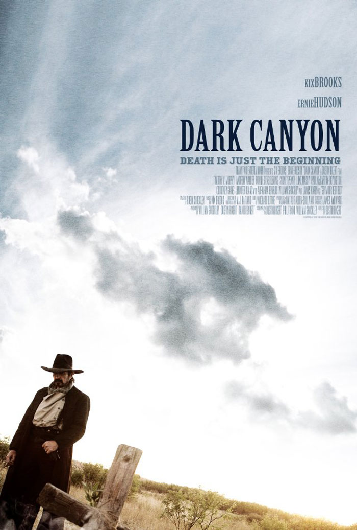 Ambush at Dark Canyon Poster #1