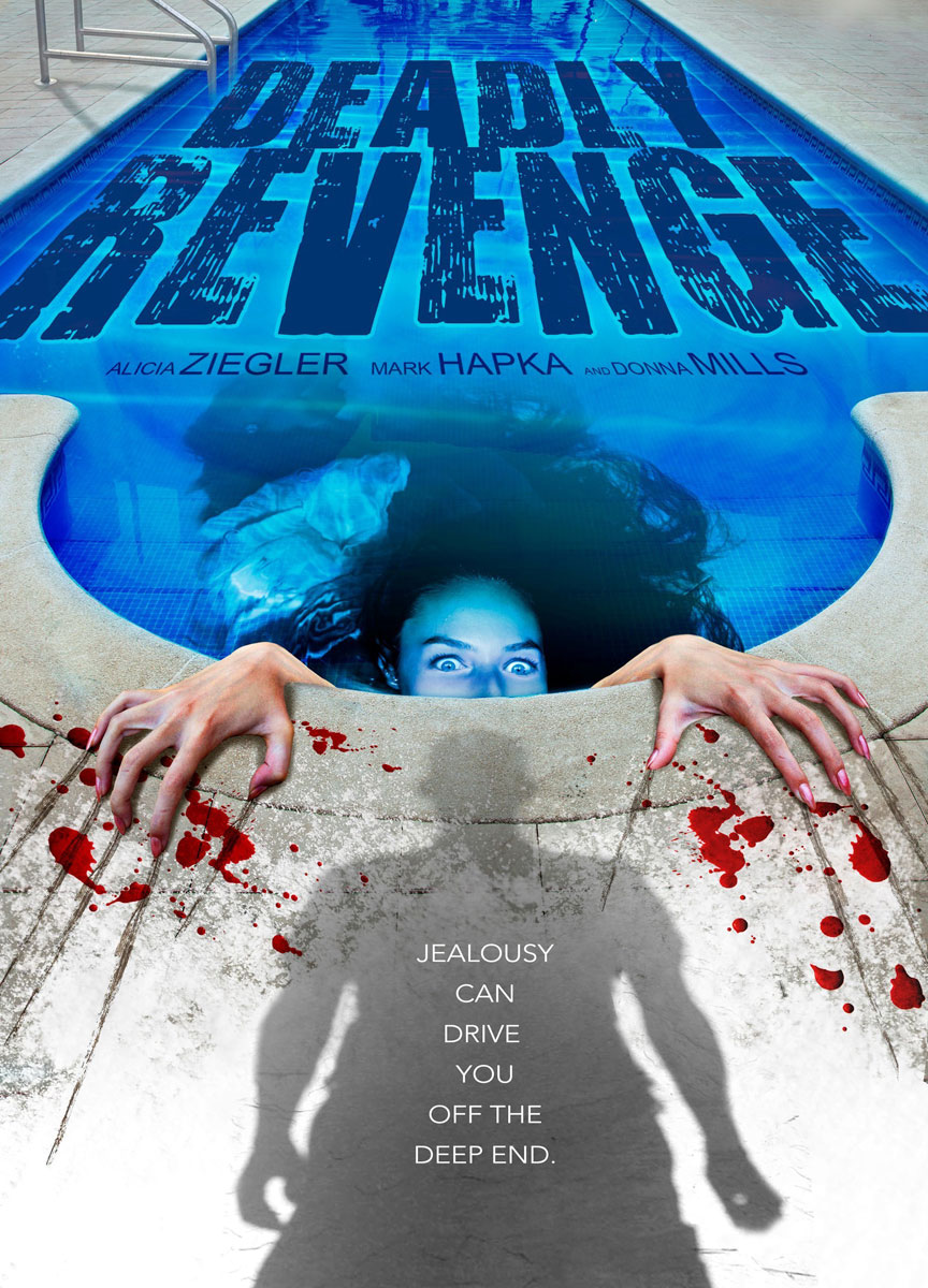 Deadly Revenge Poster #1
