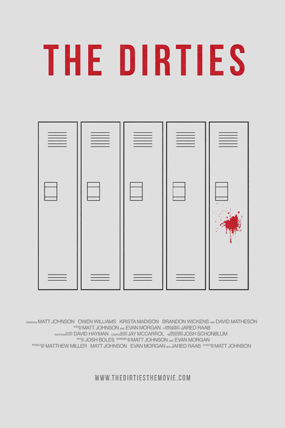 The Dirties Poster #1