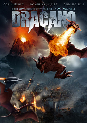 Dracano Poster #1