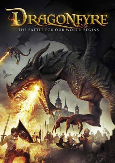 Dragonfyre Poster #1