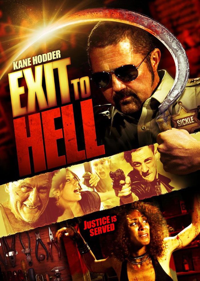 Exit to Hell Poster #1