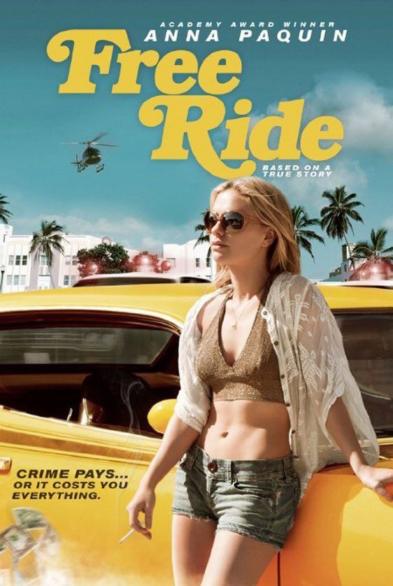 Free Ride Poster #1