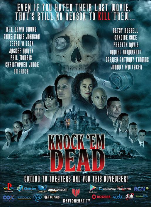Knock 'em Dead Poster #1