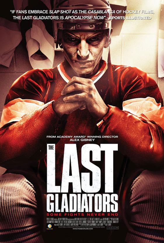 The Last Gladiators Poster #1