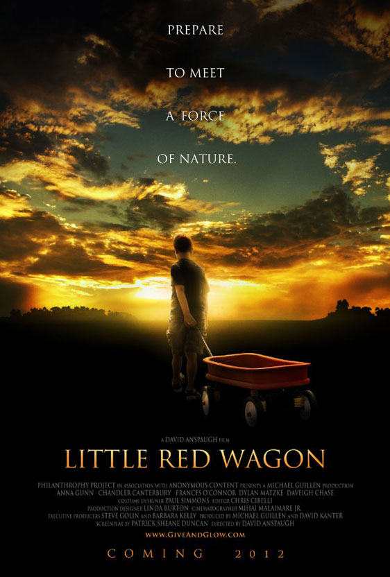 Little Red Wagon Poster #1